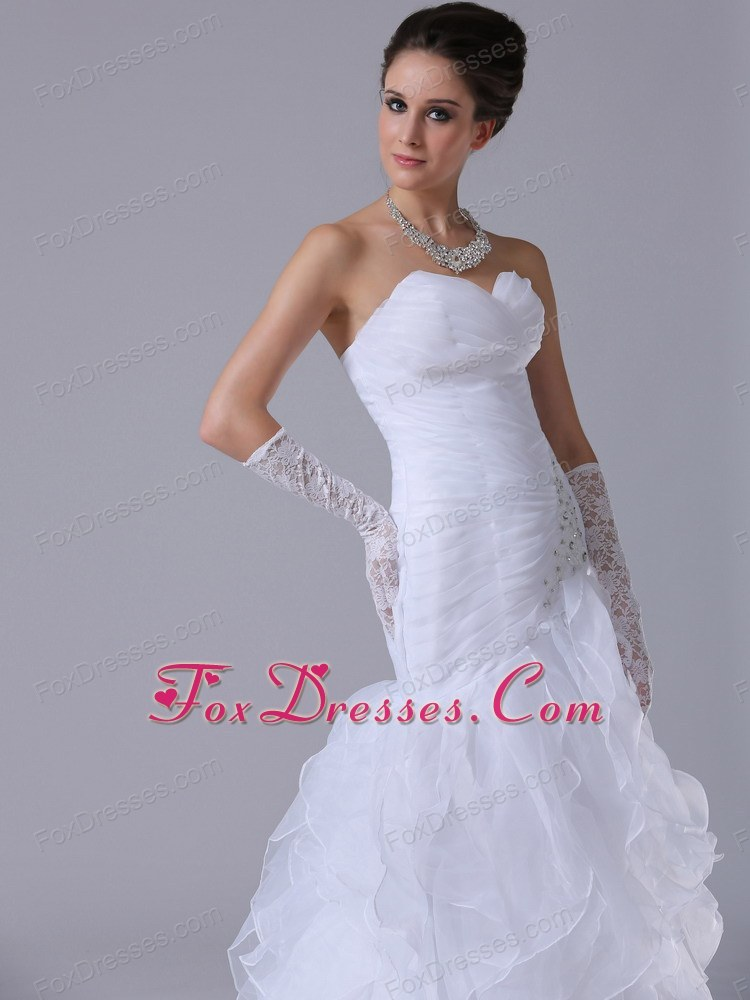 headpiece bridal gown popular