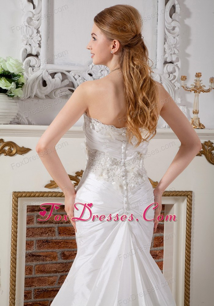 2013 a line court train bridal gowns