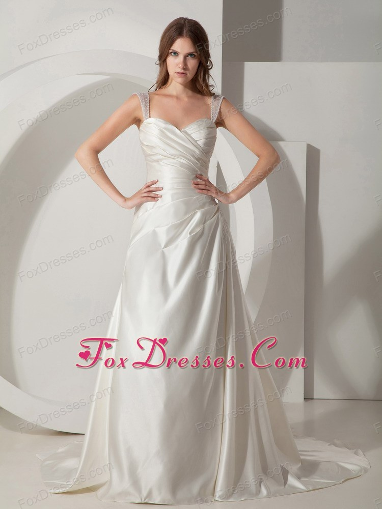 long a line wedding gowns for you