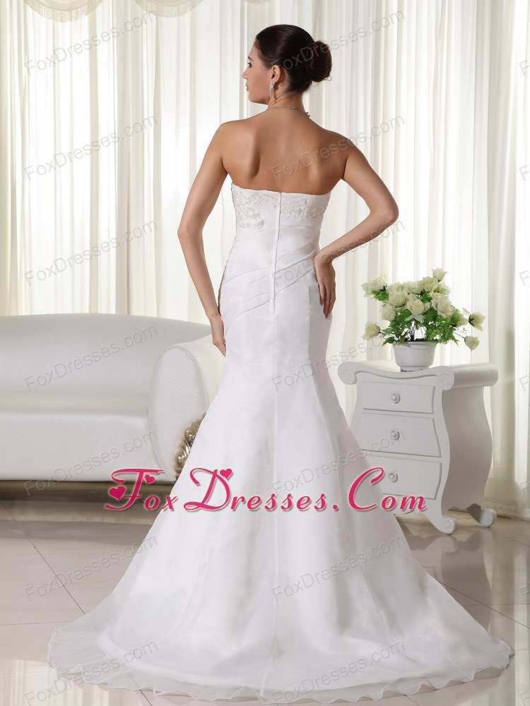 spring white bridal gowns with zipper back