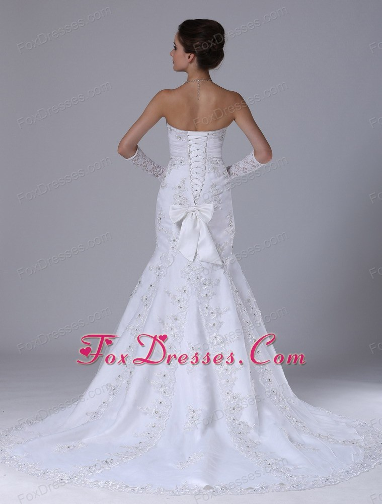 2014 designer made ritzy spring wedding dress on dale
