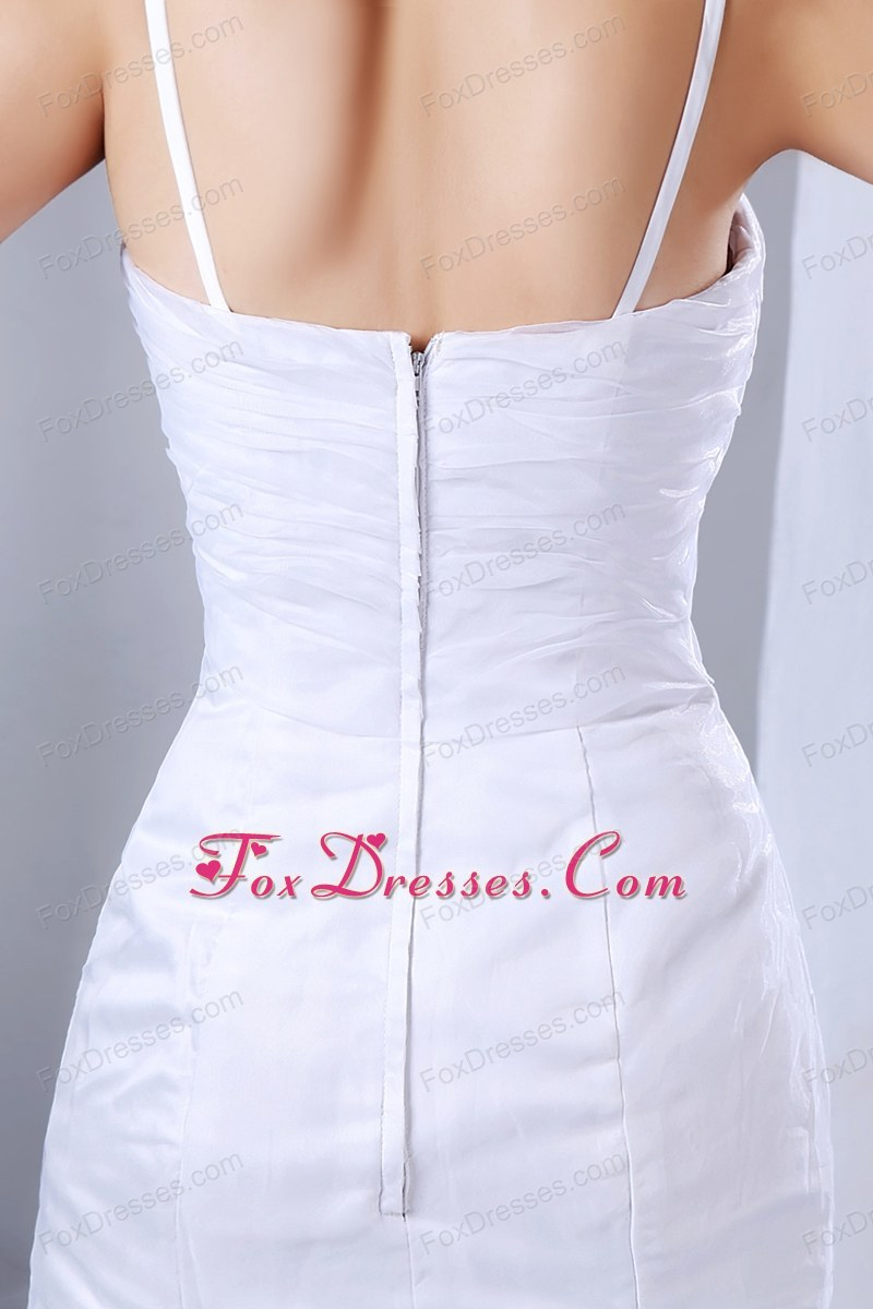 polished high end low price qualitied satin and organza natural beauty wedding dress