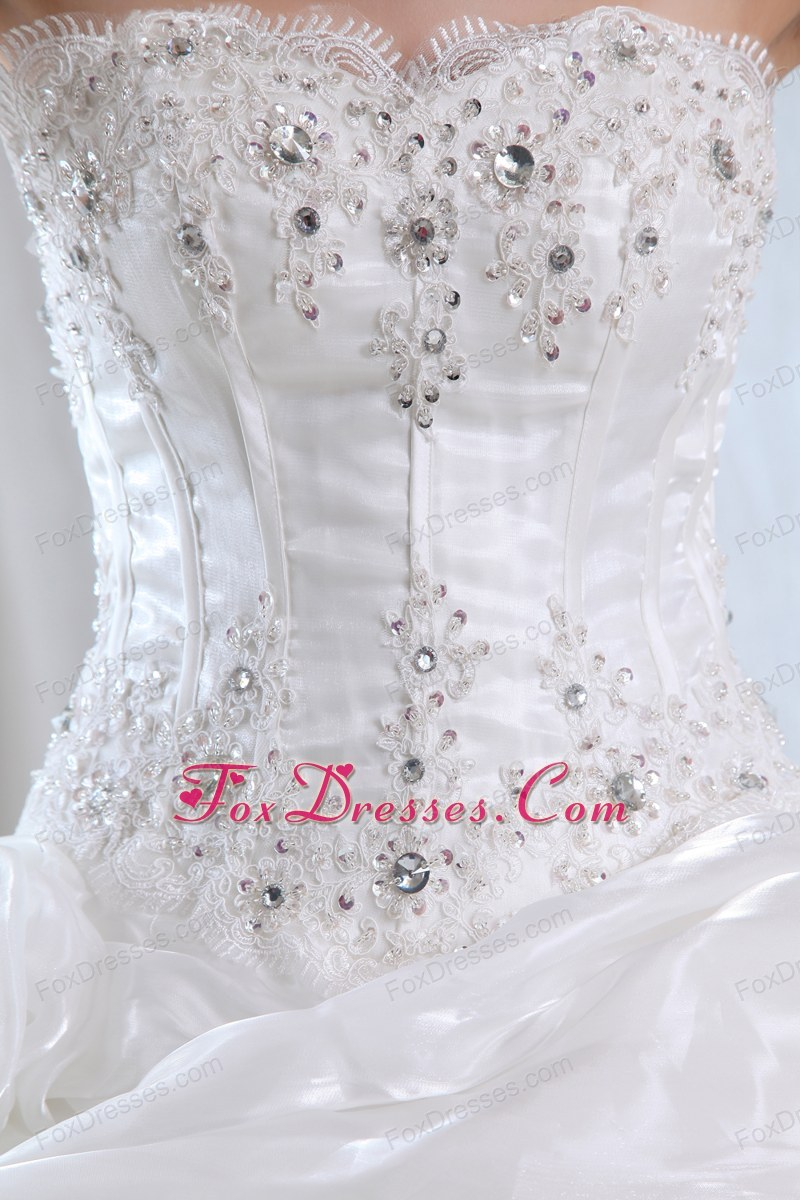 discount free shipping a line natural beauty wedding dress