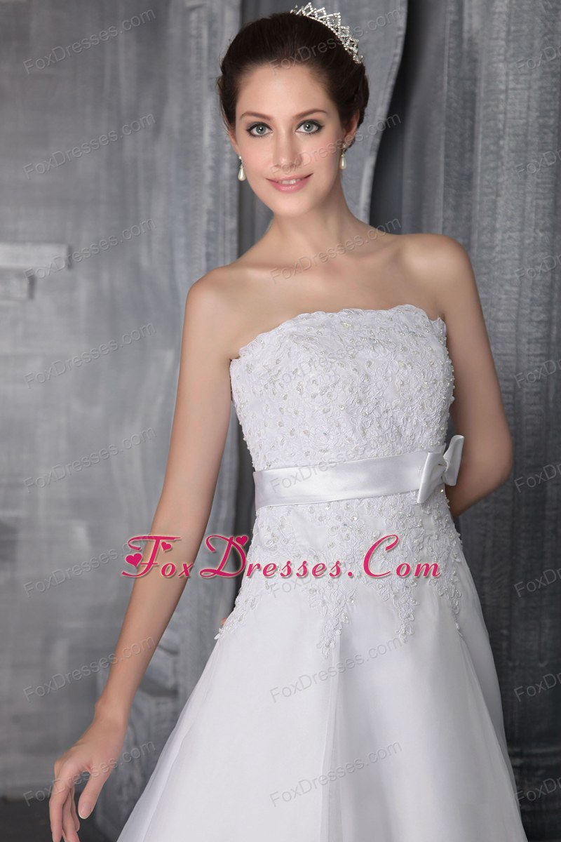 must have organza bridal gown under 250