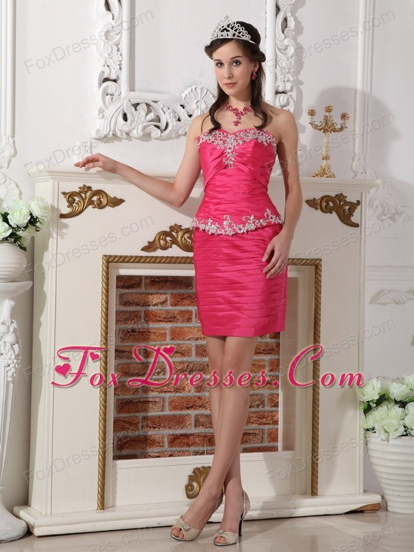 discount appliques sweet 16 dress for junior