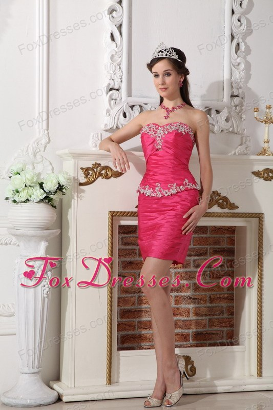 2013 hot pink quinceanera dresses