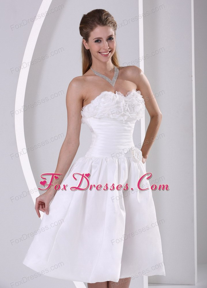 gorgeous ruching wedding gowns for silver wedding in 2013